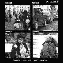 obraz z kamery szpiegowskiej
